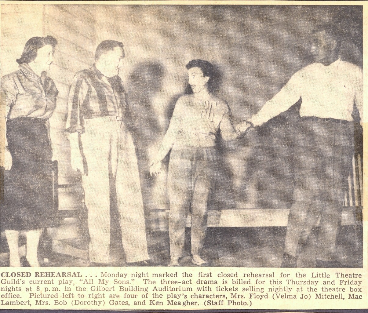 All My Sons Newspaper photo 2